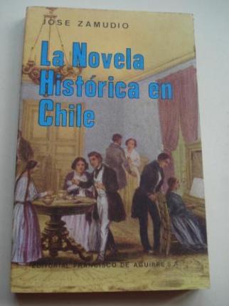 La novela histórica en Chile - Ver os detalles do produto