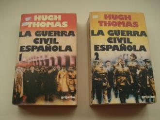 La Guerra Civil española. 2 tomos - Ver os detalles do produto