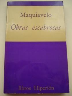 Ver os detalles de:  Obras escabrosas. La mandrágora / El padre Alberico / La Celestina / El Archidiablo Belfegor