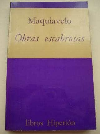 Obras escabrosas. La mandrágora / El padre Alberico / La Celestina / El Archidiablo Belfegor - Ver os detalles do produto