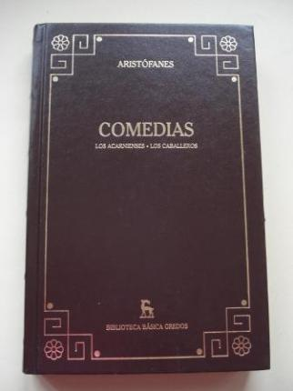 Comedias. Los acarnienses / Los caballeros - Ver os detalles do produto