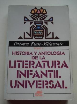 Historia y antología de la literatura infantil universal. TOMO I - Ver os detalles do produto