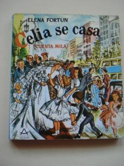 Ver os detalles de:  Celia se casa