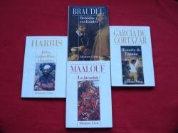 Ver os detalles de:  Lote de 4 libros: Colección Alianza Cien. Números: 8 - 24 - 28 - 36. Ensaístas (Historia, ciencia)