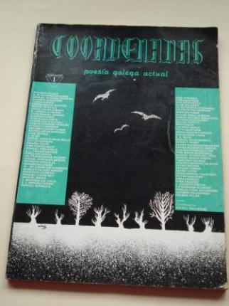 COORDENADAS. Monográfico Número 1. Poesía galega actual - Ver os detalles do produto