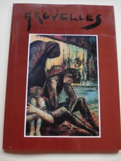 Ver os detalles de:  Argüelles. Catálogo Exposición Antik & Kunst Peter Mallmann, Dusseldorf, 1992 + Folleto (Textos en español - alemán)