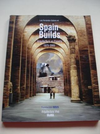 Spain Builds - Arquitectura en España 1975-2005 - Ver os detalles do produto