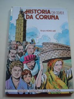 Ver os detalles de:  Historia da cidade da Coruña