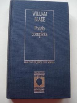 Ver os detalles de:  Poesía completa