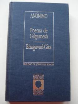 Ver os detalles de:  Poema de Gilgamesh / Bhagavad-Gita