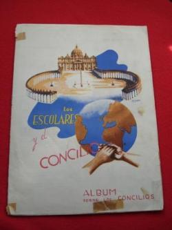 Ver os detalles de:  Los escolares y el Concilio - Álbum sobre los Concilios