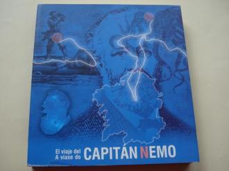 El viaje del Capitán Nemo / A viaxe do Capitán Nemo. Libro da Exposición (Edición galego-español) - Ver os detalles do produto