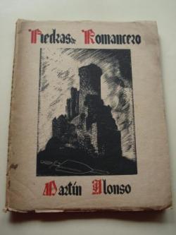 Ver os detalles de:  Piedras de Romancero. Poemas de Castilla compuestos en la ciudad sitiada de Madrid, años de 1937 y 1938