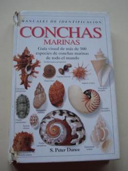 Ver os detalles de:  Conchas marinas. Guía visual