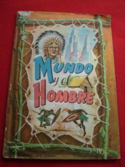 Ver os detalles de:  Álbum de cromos EL MUNDO Y EL HOMBRE