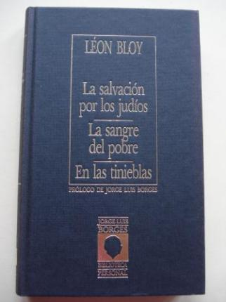 La salvación por los judios / La sangre del pobre / En las tinieblas - Ver os detalles do produto