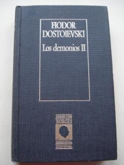 Ver os detalles de:  Los demonios II (Este volumen corresponde a la Tercera parte de la obra)