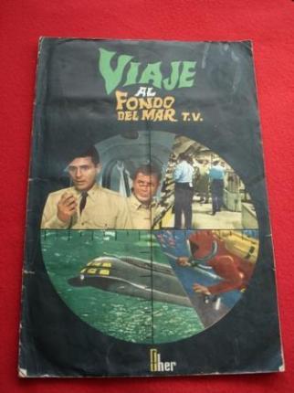 Álbum de cromos VIAJE AL FONDO DEL MAR - Ver os detalles do produto