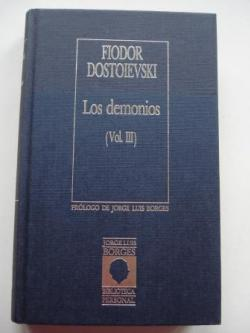 Ver os detalles de:  Los demonios. Vol. III