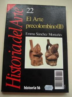 Ver os detalles de:  El Arte precolombino. Historia de Arte 22