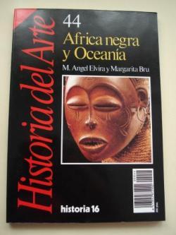 Ver os detalles de:  África negra y Oceanía. Historia del Arte 44