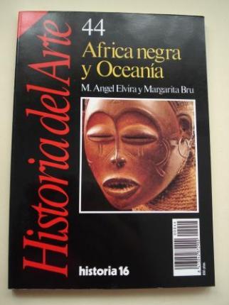 África negra y Oceanía. Historia del Arte 44 - Ver los detalles del producto