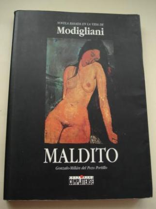 Maldito (Novela basada en la vida de Modigliani) - Ver os detalles do produto