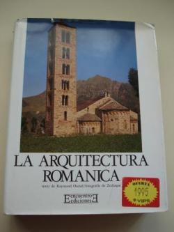Ver os detalles de:  La arquitectura románica