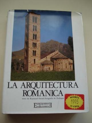 La arquitectura románica - Ver los detalles del producto