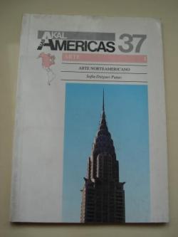 Ver os detalles de:  Arte norteamericano. Serie Arte 1