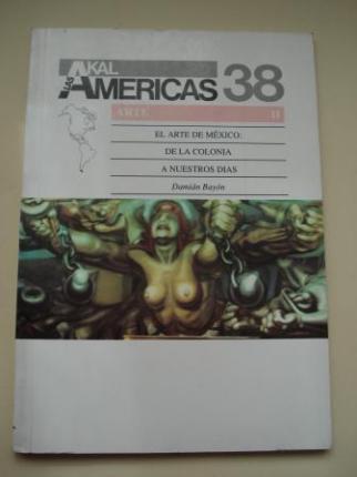 El arte de México: De la colonia a nuestros días. Serie Arte II - Ver os detalles do produto