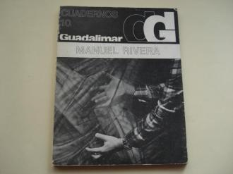 MANUEL RIVERA. Cuadernos Guadalimar 10 - Ver os detalles do produto