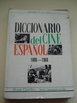 Ver os detalles de:  Diccionario del cine español 1896-1968