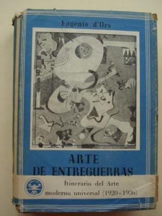 Arte de Entreguerras. Itinerario del Arte moderno universal (1920-1936) - Ver os detalles do produto