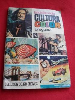 Ver os detalles de:  ENCICLOPEDIA CULTURA COLOR