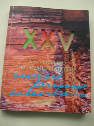 XXVAniversario do Premio de Poesía Eusebio Lorenzo Baleirón 1988-2012 - Ver os detalles do produto