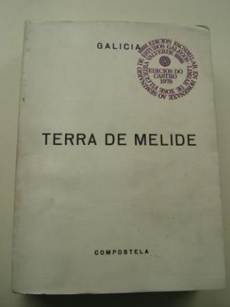 Terra de Melide (Edición facsimilar). Seminario de Estudos Galegos - Ver los detalles del producto