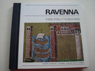 Ravenna. 64 diapositivas comentadas en iltaliano, inglés, alemán y francés - Ver os detalles do produto