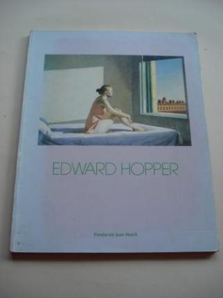 EDWARD HOPPER. Catálogo Exposición Fundación Juan March, 1989-1990 - Ver os detalles do produto