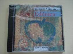 Ver os detalles de:  Edénica. CD con 11 poemas musicados por J. A. Fernández Calero