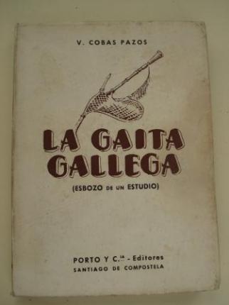 La gaita gallega (Esbozo de un estudio) - Ver os detalles do produto
