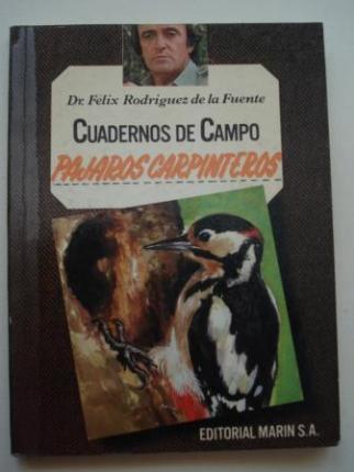 Pájaros carpinteros. Cuadernos de campo, nº 6 - Ver os detalles do produto