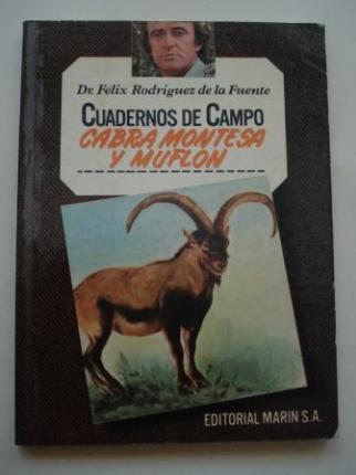 Cabra montesa y muflón. Cuadernos de campo, nº 7 - Ver os detalles do produto