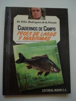 Peces de los lagos y las marismas. Cuadernos de campo, nº 18 - Ver os detalles do produto