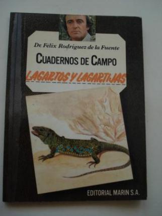 Lagartos y lagartijas. Cuadernos de campo, nº 20 - Ver os detalles do produto
