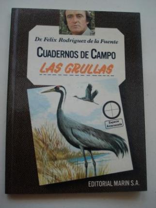 Las grullas. Cuadernos de campo, nº 23 - Ver os detalles do produto