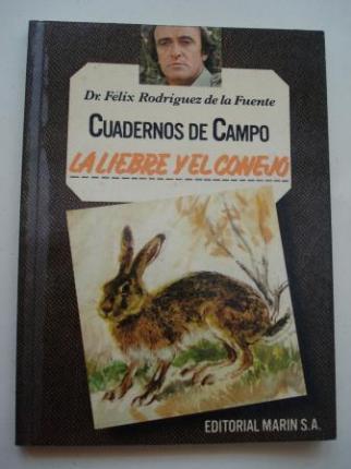 La liebre y el conejo. Cuadernos de campo, nº 24 - Ver os detalles do produto