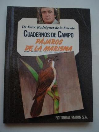 Pájaros de la marisma. Cuadernos de campo, nº 27 - Ver os detalles do produto