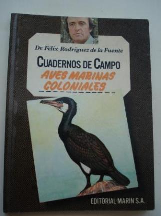 Aves marinas coloniales. Cuadernos de campo, nº 30 - Ver os detalles do produto