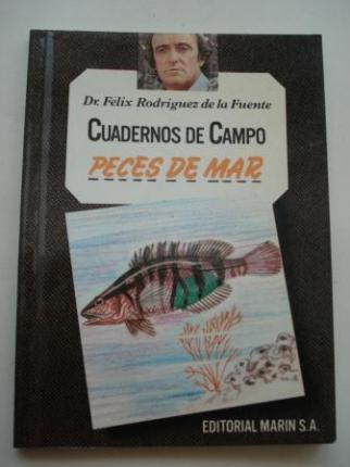 Peces de mar. Cuadernos de campo, nº 32 - Ver os detalles do produto